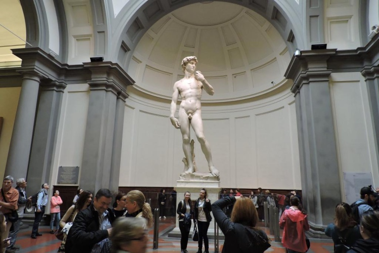 🏆 Accademia Gallery guided tour