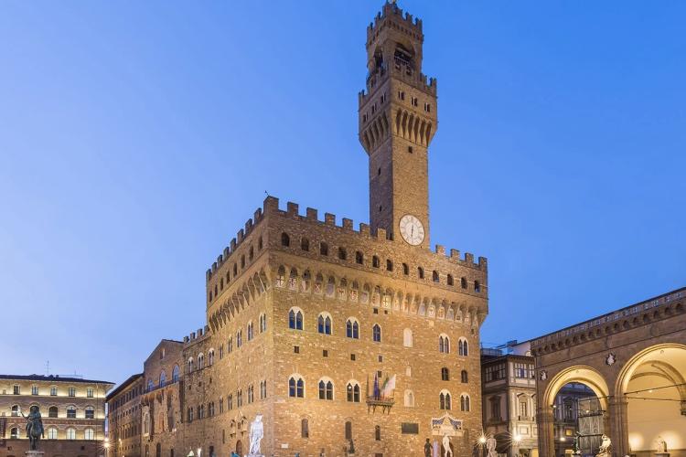 Florence, Explore Palazzo Vecchio