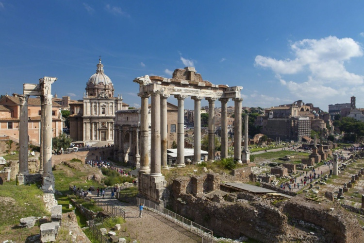 Colosseum, Roman Forum and Palatine Hill Guided Tour
