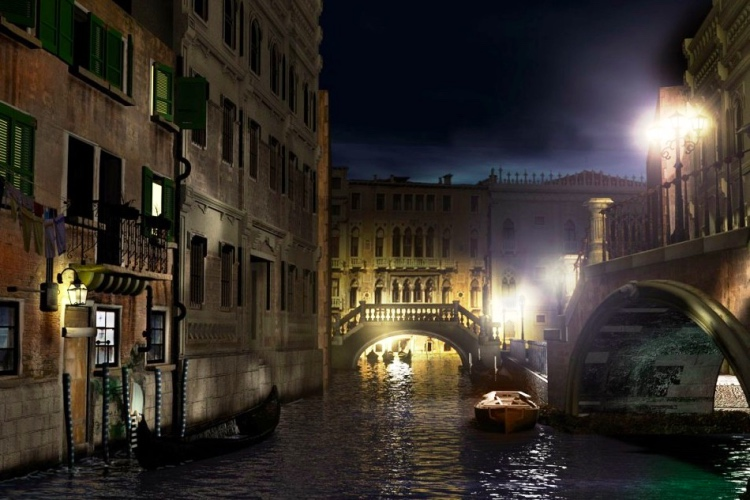 Venice Ghost and Legend Tour