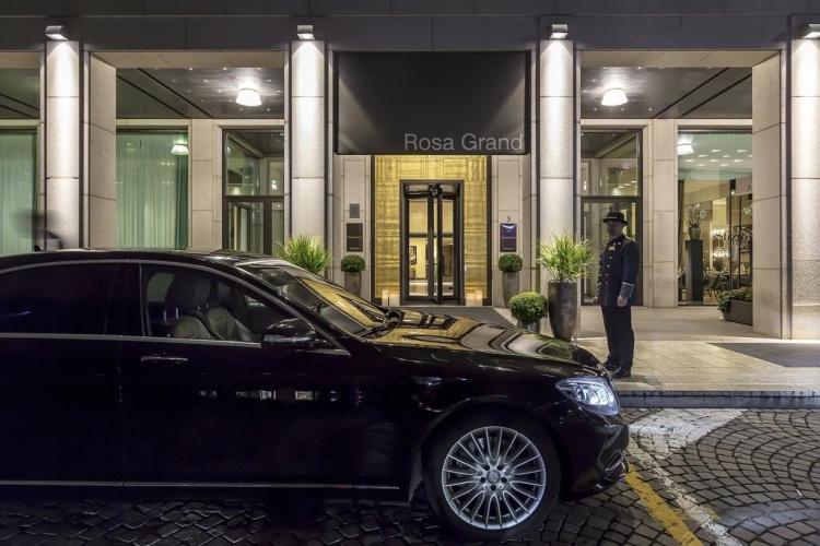 Hotel Rosa Grand - Milan - Duomo 🏆