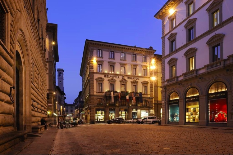 Hotel Helvetia and Bristol - Florence 🏆