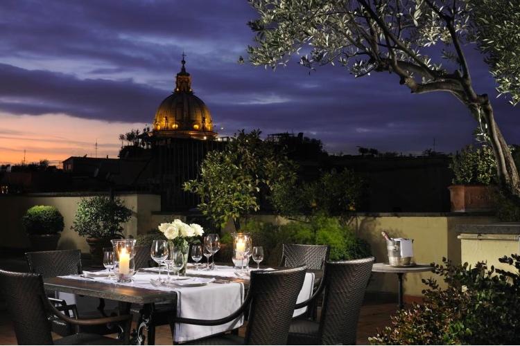 Hotel d'Inghilterra - Rome 🏆
