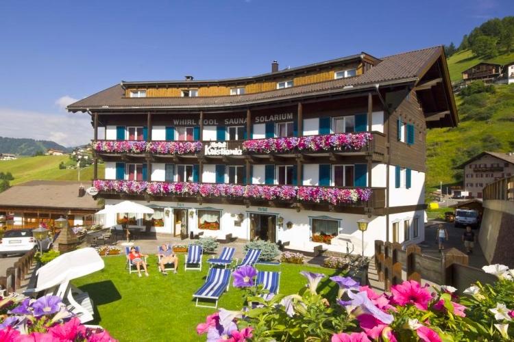 Hotel Kristiana - Selva di Val Gardena