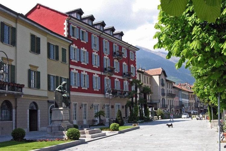 Hotel Cannobio - Lake Maggiore (Cannobio)