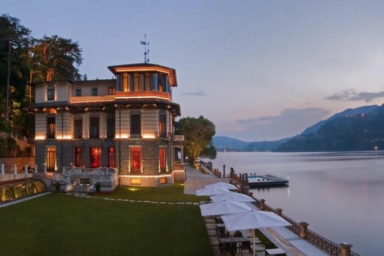 Mandarin Oriental - Lake Como (Blevio) 🔝