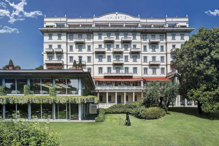Grand Hotel Majestic - Lake Maggiore (Verbania)