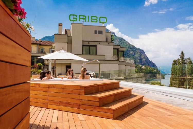 Hotel Griso - Lake Como (Malgrate/Lecco)