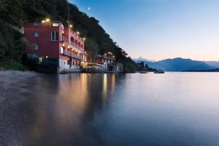 Il Porticciolo Hotel - Lake Maggiore (Laveno)