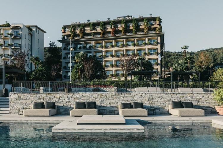 Hotel La Palma - Lake Maggiore (Stresa) 🏆
