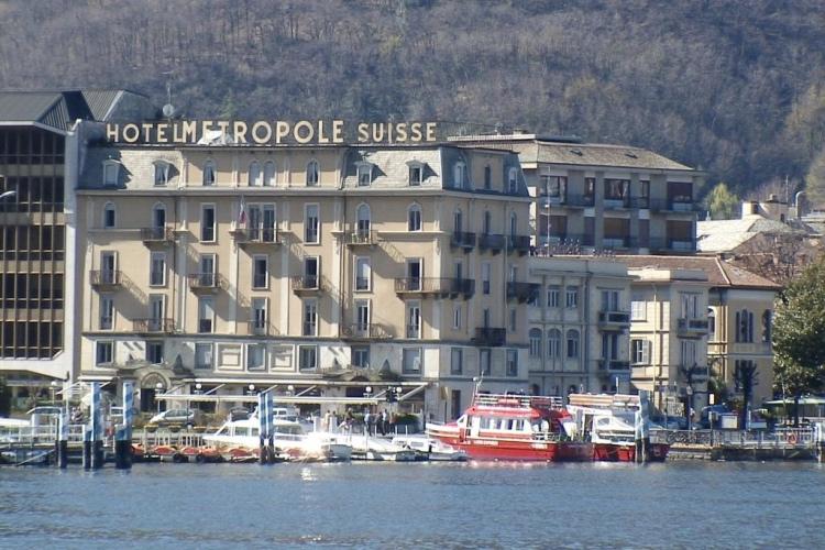 Metropole Suisse - Lake Como (Como)