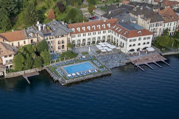 Hotel San Rocco - Lake Orta (San Giulio)