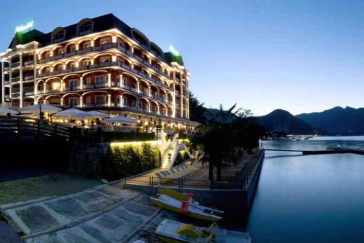 Hotel Splendid - Lake Maggiore (Baveno)