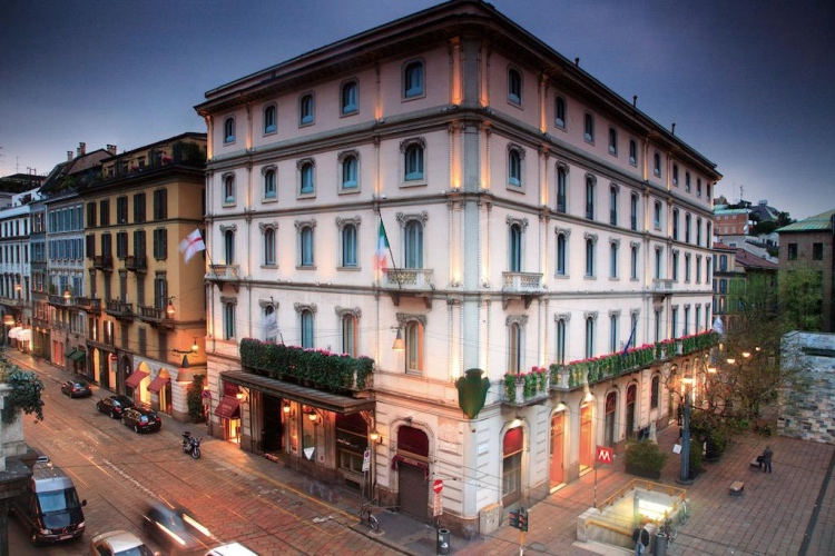 Grand Hotel et de Milan - Milan - Historic Center