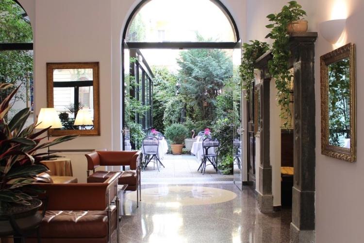 Hotel Sanpi - Milan - Porta Venezia