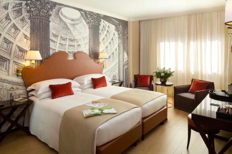 Starhotel Michelangelo - Rome 🏆