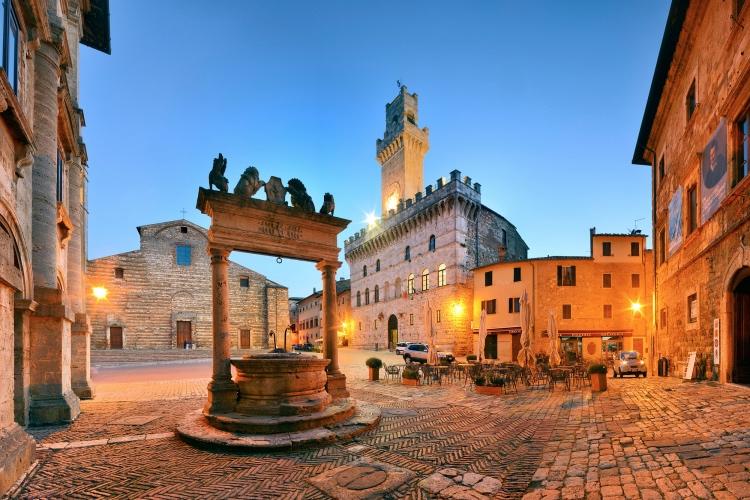 Tuscany Wine Tour: road to Montepulciano