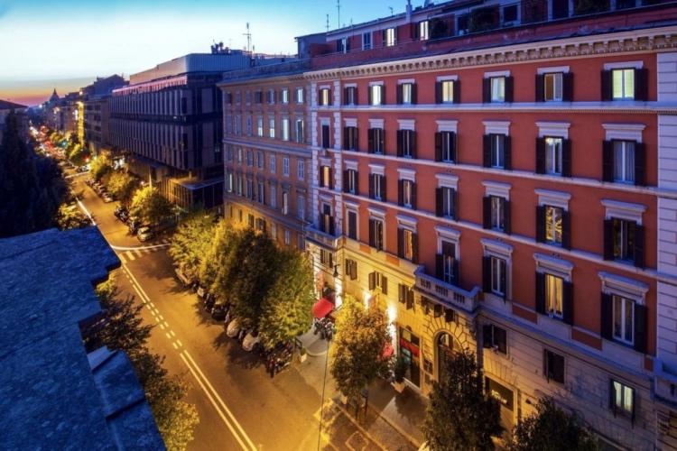 Hotel Oxford - Rome