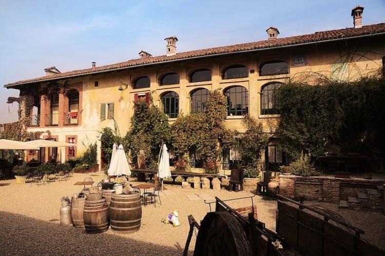 Casa Scaparone (Langhe region)