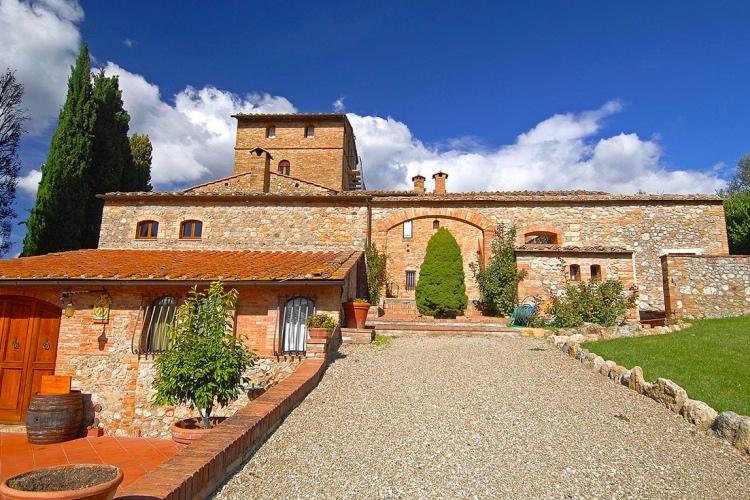 Agriturismo Villa Palagetto - San Gimignano 🏆