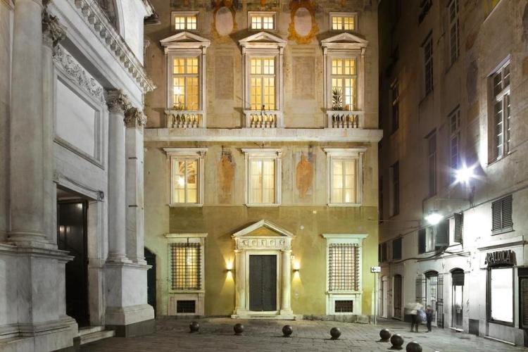 Palazzo Grillo - Genoa
