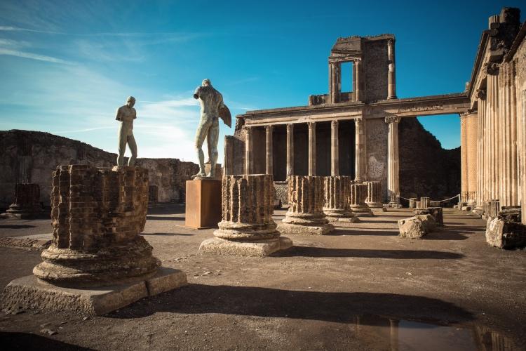 Pompei & Amalfi Drive Tour