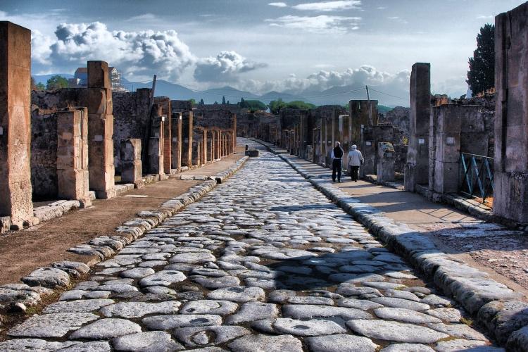 Half Day Pompei