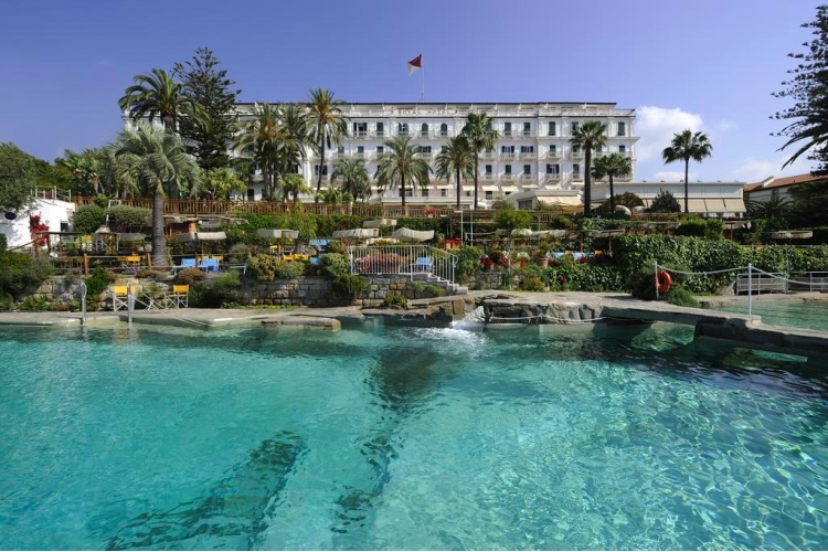 Royal Hotel (West Riviera) - Sanremo
