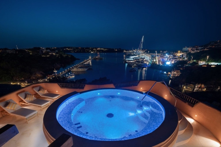 Hotel Cervo - Porto Cervo 🔝