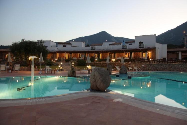 Nuraghe Arvu Resort - Cala Gonone