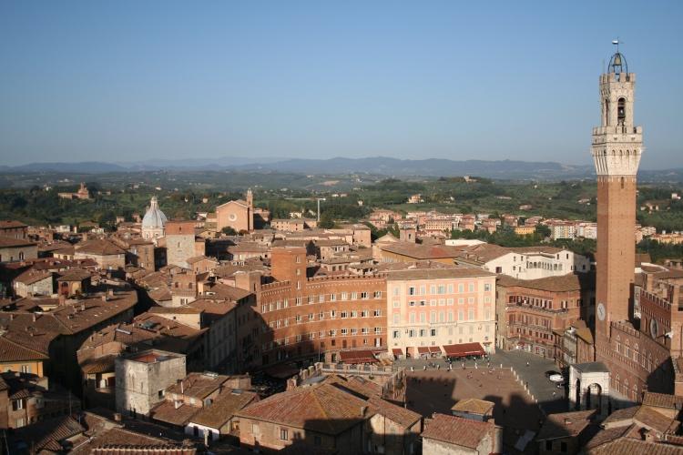 Siena, San Gimignano and Pisa
