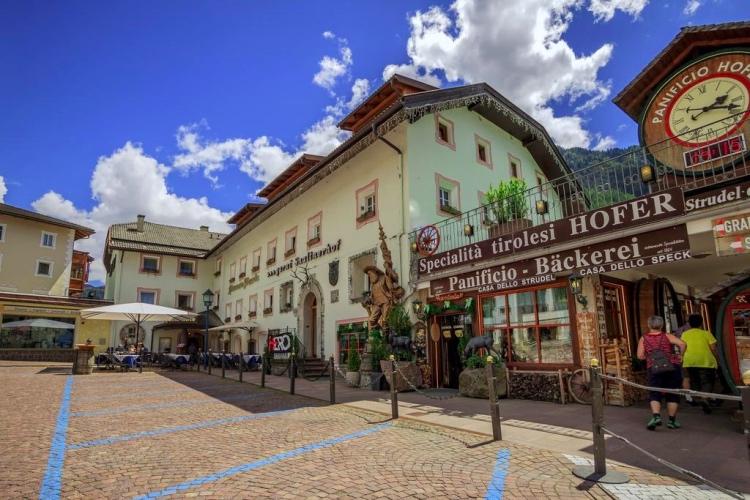 Hotel Garni Snaltnernhof - Ortisei