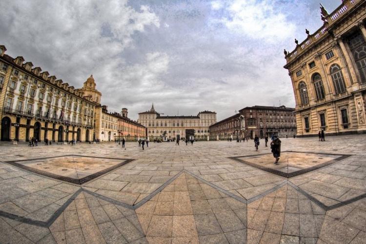 Turin Private Walking Tour