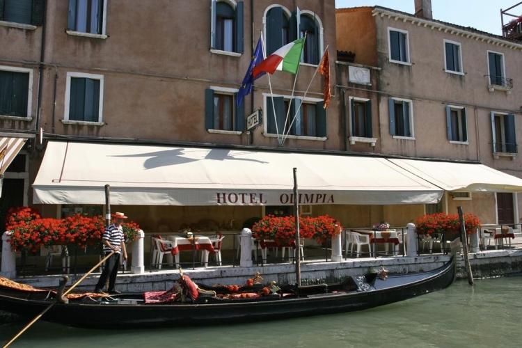 Hotel Olimpia - Venice - Santa Croce