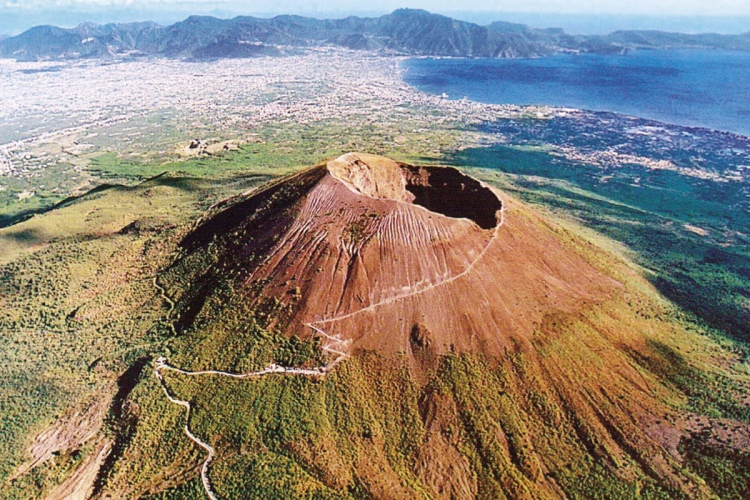 Pompei & Vesuvio Drive Tour