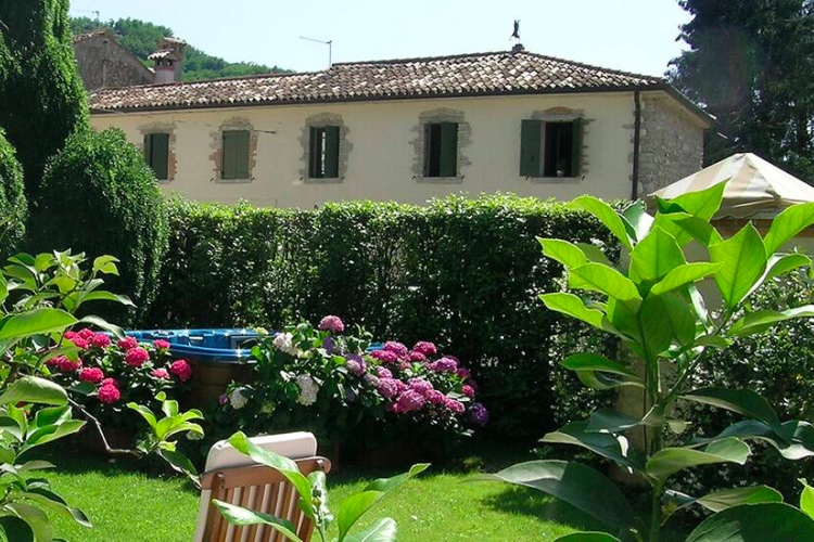 Villa Abbazia (Padua area) - Follina