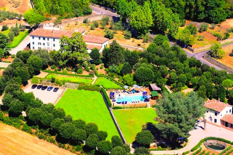 Villa Aurea Cortona Resort - Cortona