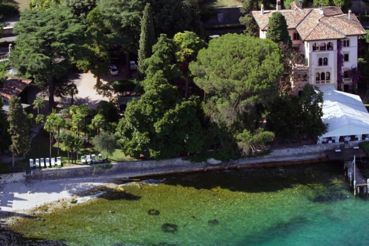 Villa Fiordaliso - Lake Garda (Gardone Riviera)
