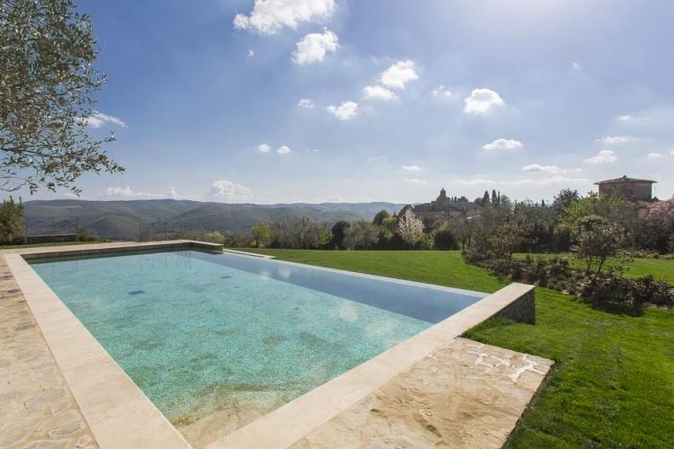 Villa Le Barone - Panzano in Chianti