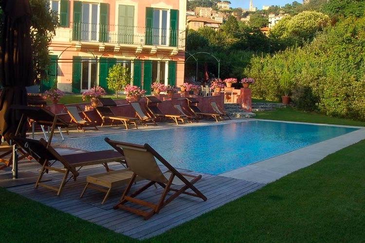 Villa Rosmarino (East Riviera) - Camogli
