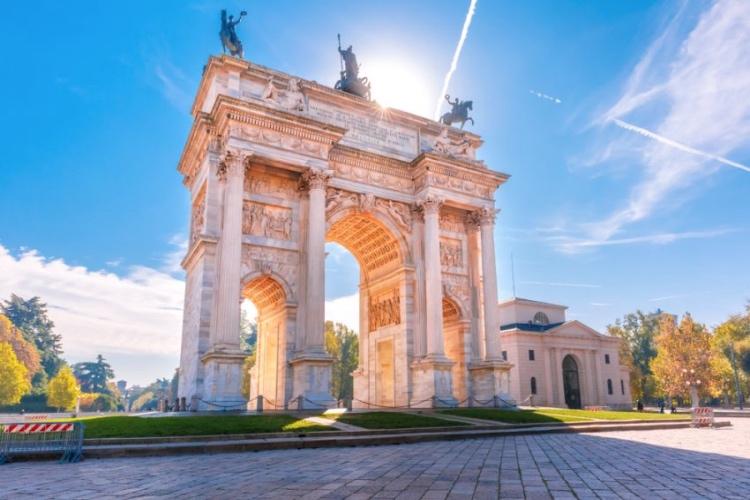 Milan Walking Tour