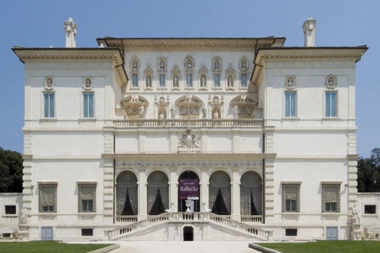 Borghese Gardens and Gallery