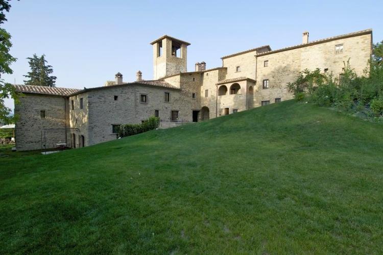 Abbazia di San Faustino - Pietralunga (Gubbio area)