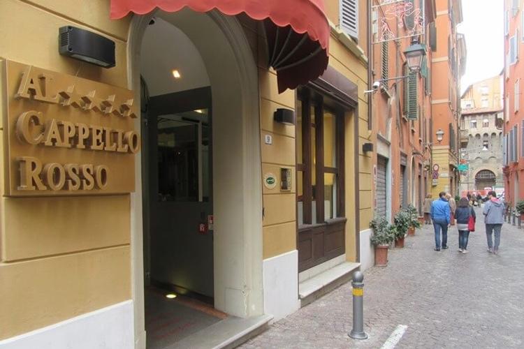 Al Cappello Rosso - Bologna