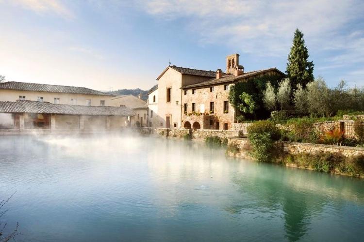Albergo Le Terme - Bagno Vignoni
