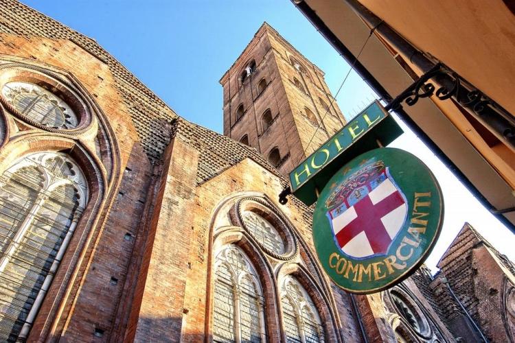 Art Hotel Commercianti - Bologna
