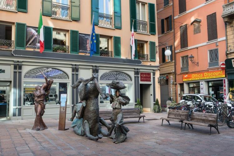 Art Hotel Orologio - Bologna