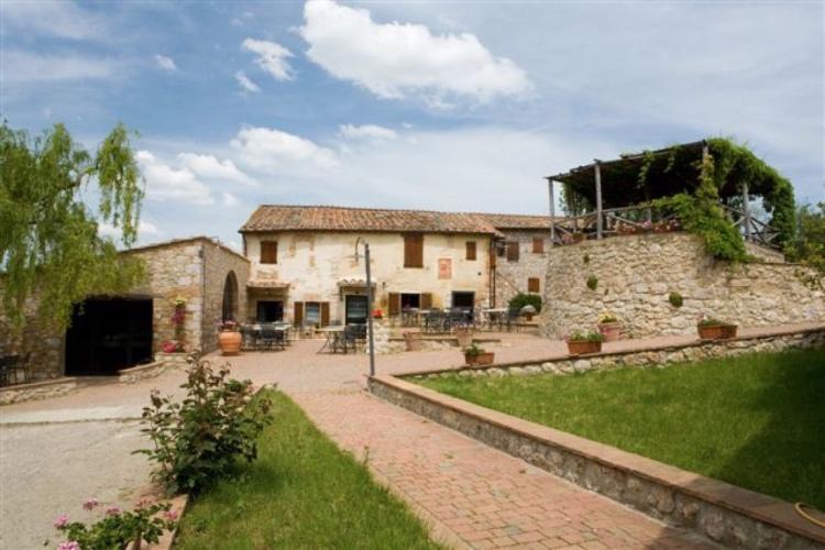Borgo Poggiarello - Monteriggioni 🏆