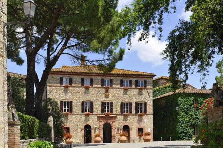 Borgo San Felice -  Castelnuovo Berardenga 🔝