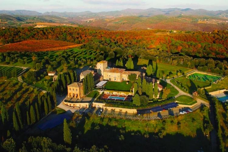 Borgo Scopeto - Vagliagli (Chianti region)
